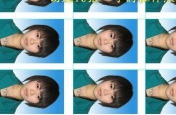 9篇PS证件照排版处理教程专题 - 济南老玩童 - 济南老玩童